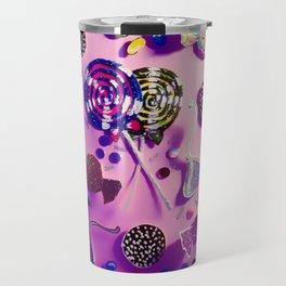 My Candy Rush Travel Mug