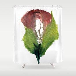 Ceren's Flower Shower Curtain