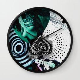 _ACE OF SPADES Wall Clock