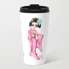 Wagashi pure Travel Mug