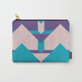 Glow Way #society6 #glow #pattern Carry-All Pouch