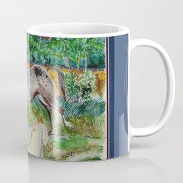 Two Appaloosas Coffee Mug