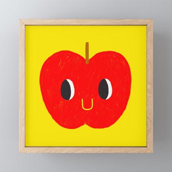 Apple friend by frankieprintco