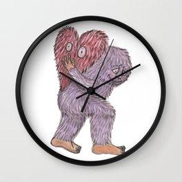 CARRY HARRY Wall Clock