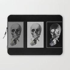 skull#05 Laptop Sleeve
