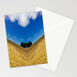 Acute Harvesting Stationery Cards