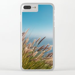 Wild Big Sur II Clear iPhone Case