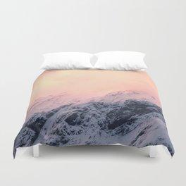 Mount Aspiring Duvet Cover