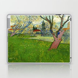 Vincent Van Gogh - View of Arles Laptop & iPad Skin