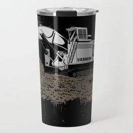 Excavation Travel Mug