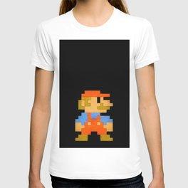 NES Mario REDUX T-shirt