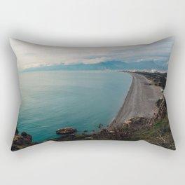 View over Antalya Rectangular Pillow