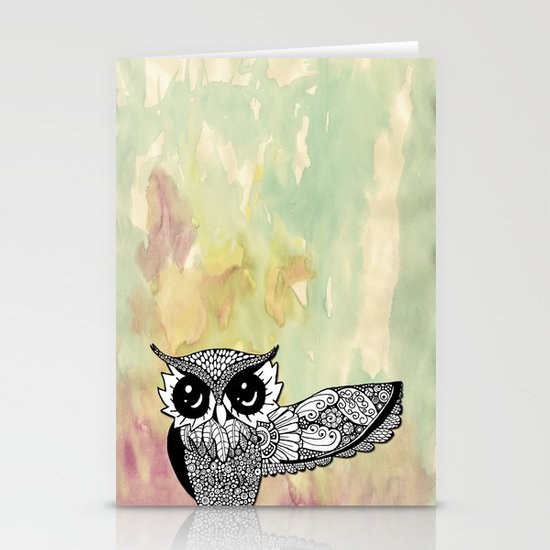 Marcel Stationery Cards