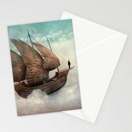 Flying Merchant Stationery Cards
