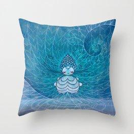 Awaken Consciousness Throw Pillow