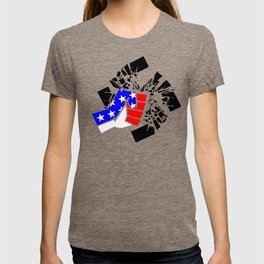 Obliterate Hate USA T-shirt