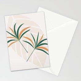 Colorful Leaflet Stationery Cards
