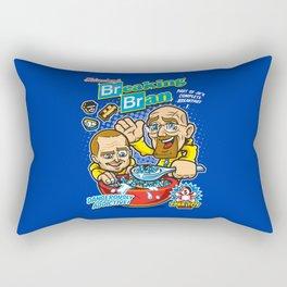 Breaking Bran Rectangular Pillow