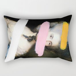 Brutalized Gainsborough 2 Rectangular Pillow