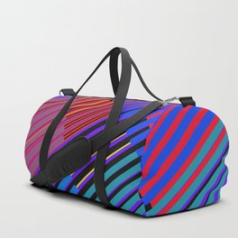 Rising by Kimberly J Graphics Duffle Bag