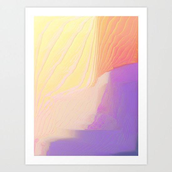 Spring Scent Art Print