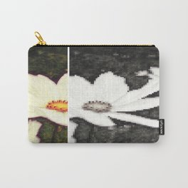 Pixelflower Carry-All Pouch