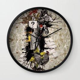 Farmex Wall Clock