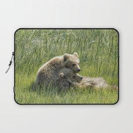 I Got Your Back - Bear Cubs, No. 4 Laptop Sleeve