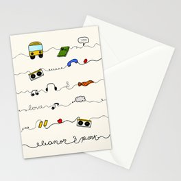 Eleanor&Park Stationery Cards