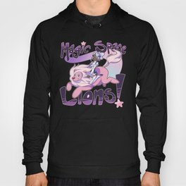 Magic Space Lions! Hoody