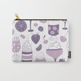 Jell-o Desserts Carry-All Pouch