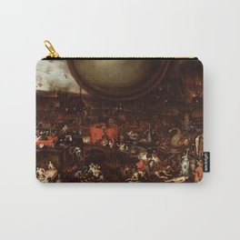 The Inferno By Herri Met De Bles  Carry-All Pouch
