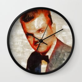 Conway Twitty, Music Legend Wall Clock