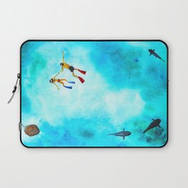 Explore the world Laptop Sleeve