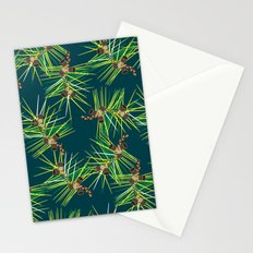 Perennial Needles Stationery Cards