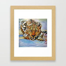 Brace Yourself Framed Art Print