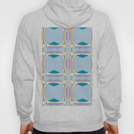 Geometric Abstract Pattern Hoody