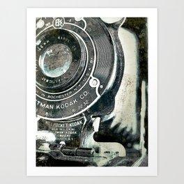 retrospect Art Print