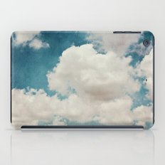 January Clouds iPad Case