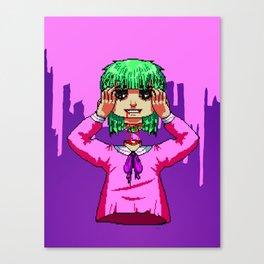 Don't Lose Your Head, Etc.  Canvas Print