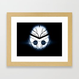 Twiglite Starr W Framed Art Print