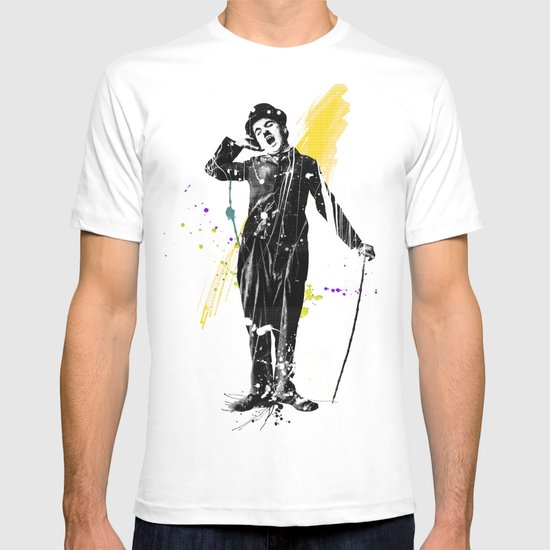 charlie chaplin 05 T-shirt
