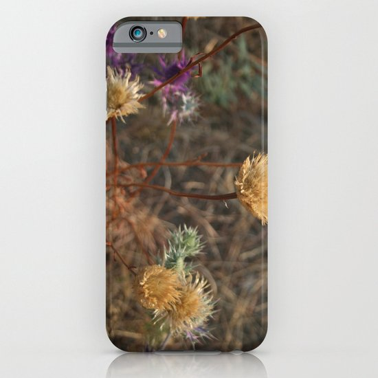 The Last Color of Fall iPhone & iPod Case