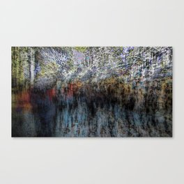And the longer you linger, the linger you long. 10 Canvas Print
