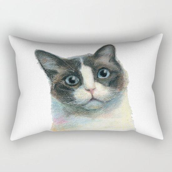 Сat Rectangular Pillow