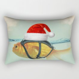 A Brilliant Disguise Christmas Rectangular Pillow