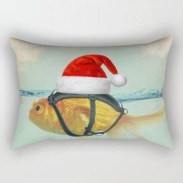 A Brilliant Disguise Christmas Rectangular Pillow