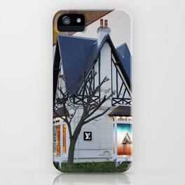 Deauville 2 iPhone Case