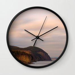 Alma Wonderland Coast Wall Clock