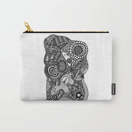 Samsara - The cycle of Birth and Rebirth Carry-All Pouch